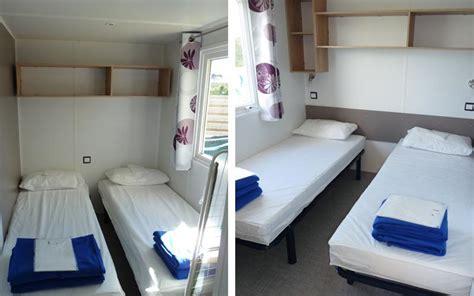 chambre pour 4 personnes mobil home 4 chambres pour 8 personnes cing de l 39 aber