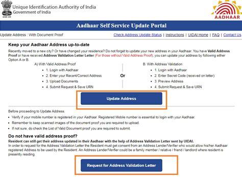 change address  aadhaar card taxwin blog