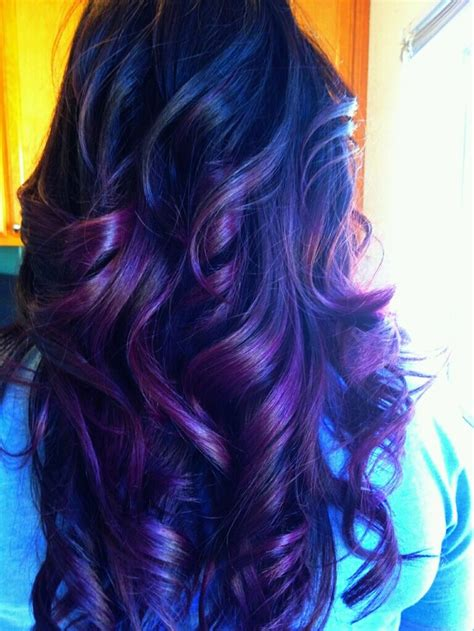 1000 Images About Hair Color On Pinterest Purple Hair