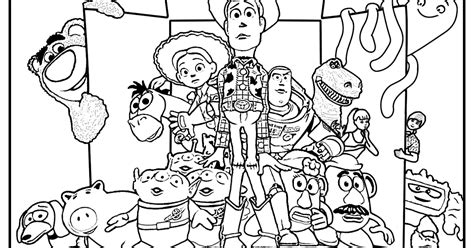 radkenz artworks gallery toy story  coloring page   box