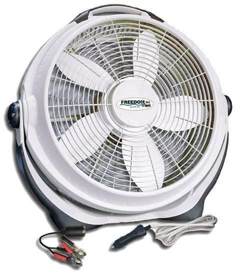 large battery operated fan 12 volt dc battery fans hand crank appliances pinterest