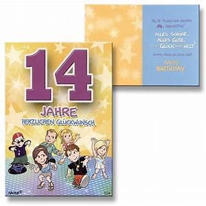 Junge Oder Mädchen Berechnen : archie geburtstagskarte zum 14 geburtstag junge m dchen ~ Themetempest.com Abrechnung