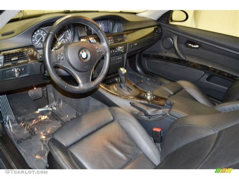 bmw  series  coupe interior color