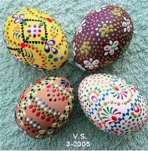 Egg Decorating Ideas - Musely