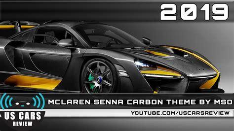 mclaren senna carbon theme  mso review youtube