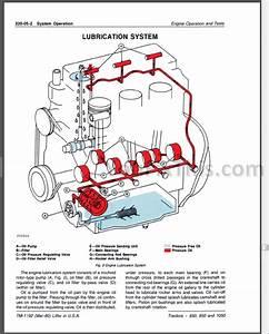 John Deere 850 900hc 950 1050 Repair Manual  Tractor