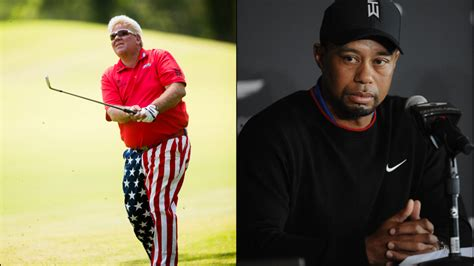 John Daly says Tiger Woods will win again during a ...