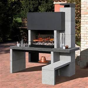 Barbecue En Pierre Mr Bricolage : barbecue en pierres reconstitu es new jersey id es pour ~ Dallasstarsshop.com Idées de Décoration