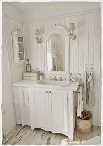 Badezimmer Shabby Chic : witch cottage shabby chic pinterest romantisches bad wohnideen und badezimmer ~ Sanjose-hotels-ca.com Haus und Dekorationen