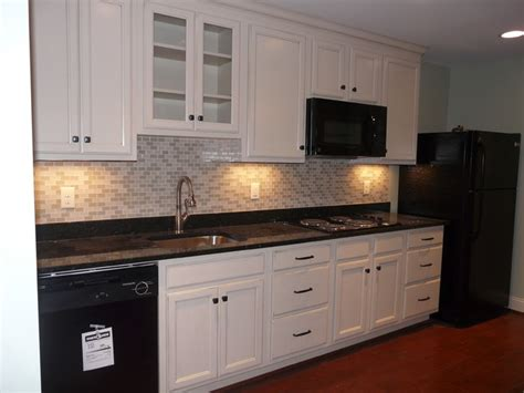 In Law Suite-basement Kitchen-traditional-basement