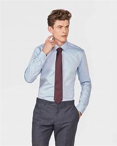 Chemise Homme Slim Fit : chemise slim fit homme 79978705 we fashion ~ Nature-et-papiers.com Idées de Décoration