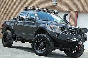 One Of A Kind 2010 Nissan Frontier Pro
