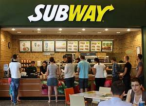 Subway: The Largest Restaurant Chain With 36860 ...