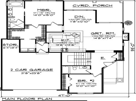 2 bedroom house plans 2 bedroom cottage house plans 2 bedroom house plans with