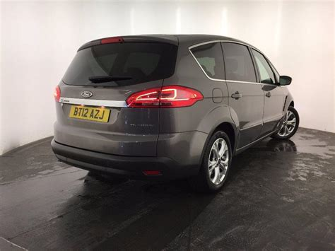 ford s max 2 0 tdci used 2012 ford s max 2 0 tdci titanium 5dr for sale in leicestershire pistonheads