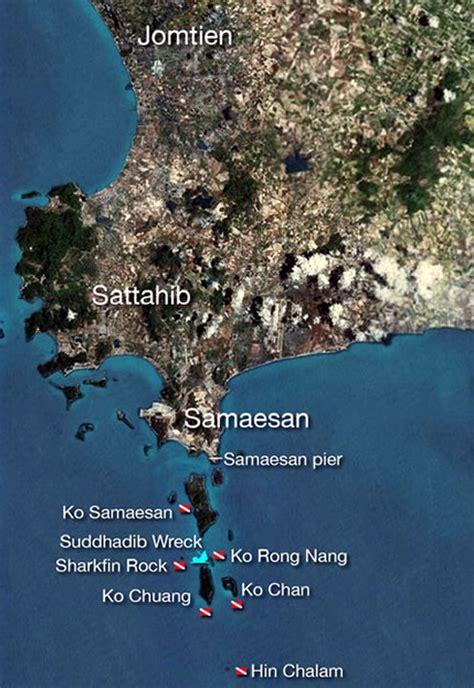 Scuba Dive Trips - samae san island scuba diving trips scuba diving pattaya