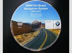 BMW OnBoard Navigation System DVD $95 Pelican Parts