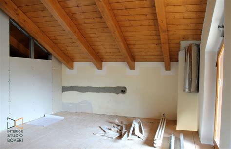 Da Letto In Mansarda - arredamento da letto in mansarda stile rustico