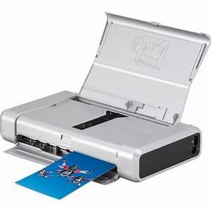 Canon pixma ip100 portable photo document inkjet printer for Portable document printer