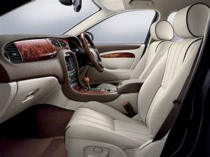 Jaguar Stype R Interior Wallpaper