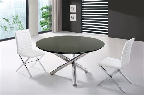 modrest frau modern  dining table