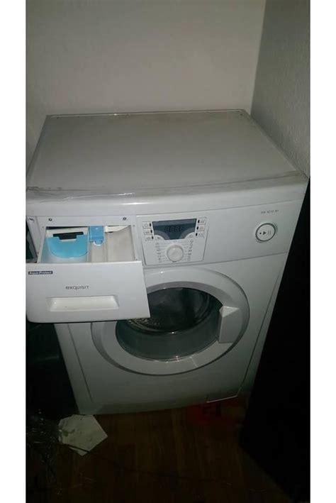 exquisit waschmaschine 6 kg waschmaschine exquisit wa 6010 a neuwertig in meerbusch waschmaschinen kaufen und verkaufen