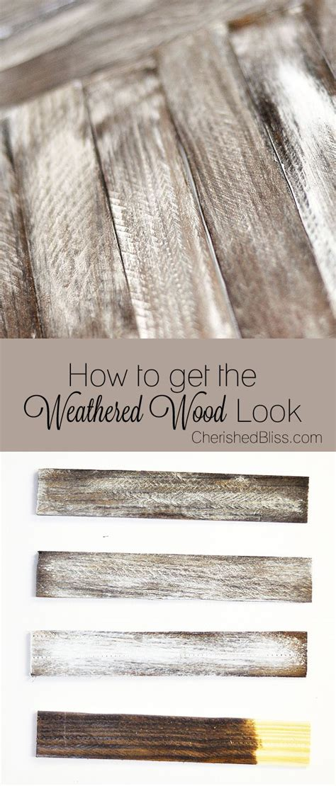 restoration hardware desk look alike diy weathered wood stain finishes setting for four