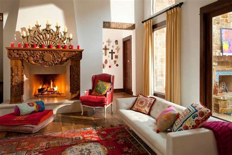 Mexican Home Decor Tips With Rich Ethnicity #
