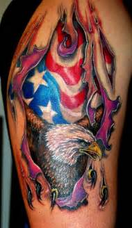 design skin eagle ripping skin rate my ink pictures designs y n tattoodonkey torn skin