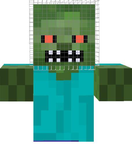 zombie animation nova skin