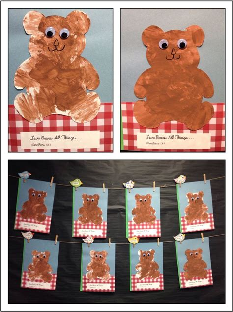 283 best teddy bears snack amp projects images on 361 | f082d33b2da94cd75b7adace118bc867 teddy bear crafts teddy bear picnic preschool