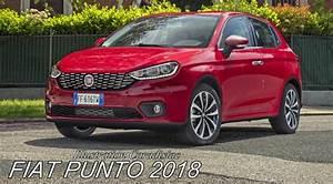 Fiat Punto Avis : la nouvelle fiat punto arrivera en 2018 ~ Medecine-chirurgie-esthetiques.com Avis de Voitures