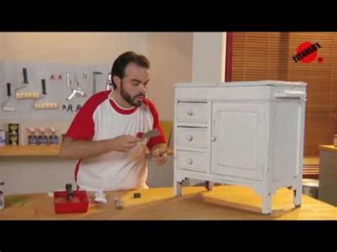 como restaurar un mueble cómo restaurar un mueble