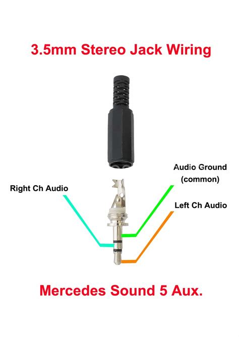 35 mm stereo jack wiring diagram electrical website