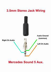 Cla712 3 5 Mm Jack Male Stereo Wiring Diagram