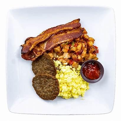 Breakfast American Meals Healthy Chef