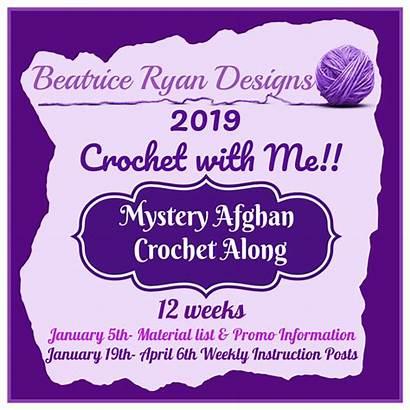 Ravelry Crochet Afghan Mystery Cal