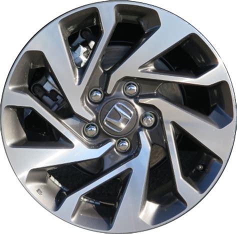 honda civic wheels rims wheel rim stock oem replacement