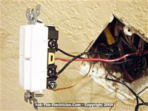 Since the switch was already removed i am not sure how it was wired. How to Install a Ceiling Fan and Wire the Switch