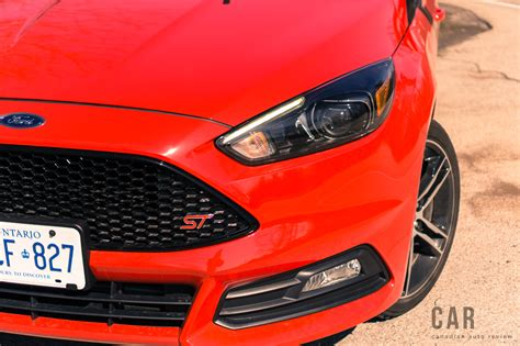 Used 2017 Ford Focus St Review & Ratings