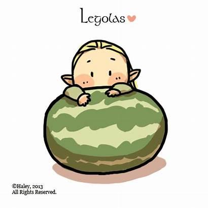 Legolas Deviantart Watermelon