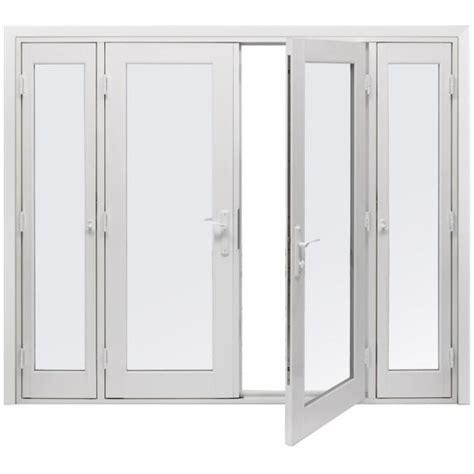 tuscany 174 series in swing patio doors milgard