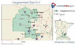 Minnesota's 3rd congressional district   Wiki   Everipedia