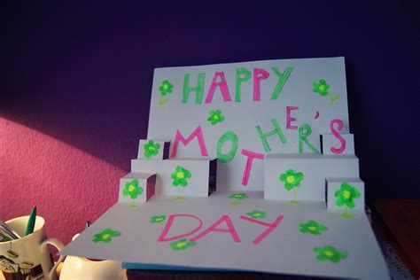 make a s day card how to make a mother s day card 12 steps with pictures
