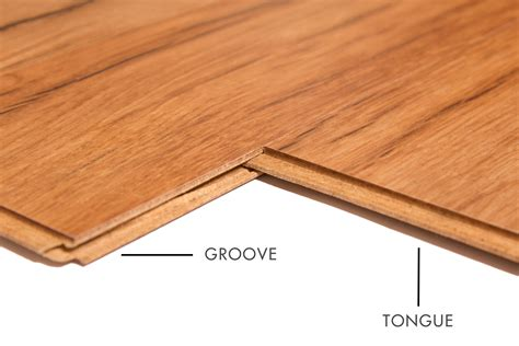 tongue side of laminate flooring what is the tongue and groove on laminate flooring