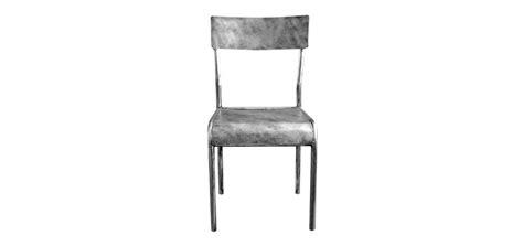 chaises pas chere chaise métal grise optez pour nos chaises métal grise