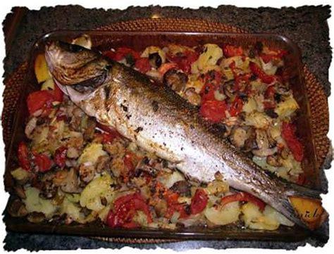 cuisiner le loup de mer les meilleures recettes de loup de mer