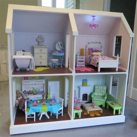 American Doll Living Room Plans by 17 Best Ideas About Doll House Plans On Diy