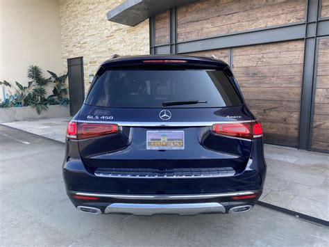 Look through our models and take advantage of our online shopping and home delivery around chicagoland. Certified Pre-Owned 2020 Mercedes-Benz GLS GLS 450 AWD 4MATIC®
