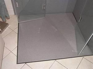 Bodengleiche Dusche Gefälle : bodengleiche dusche mit quarzkomposite ~ Eleganceandgraceweddings.com Haus und Dekorationen